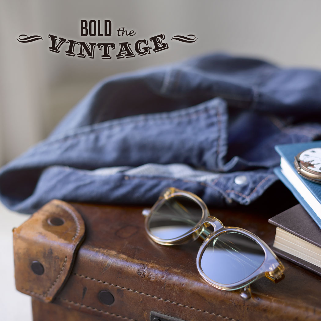 【OPM】フレームTOP_BOLD the VINTAGE